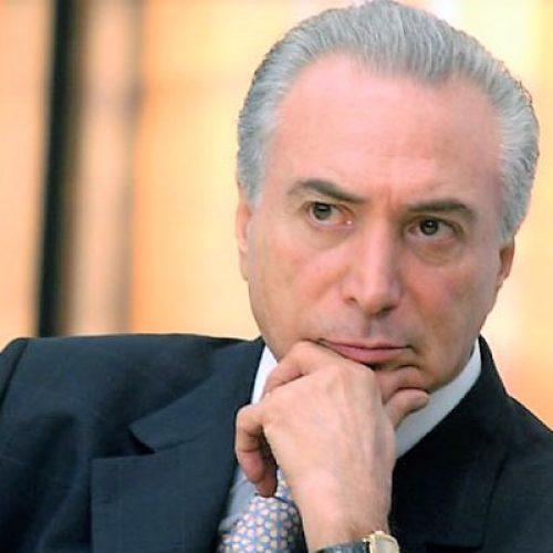 Ex-presidente Temer é preso pela Operação Lava Jato do Rio de Janeiro