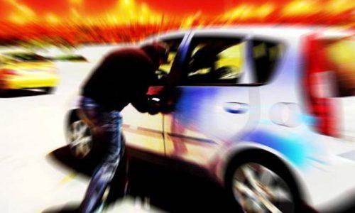 Ao pararem para pedir informações, turistas tem carro roubado por ladrão armado