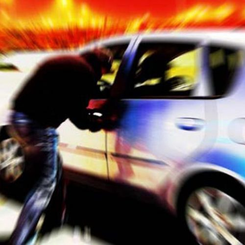 Furto de veículo no bairro no bairro Paulo Prata