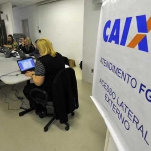 Secretária tem seu FGTS sacado em Belo Horizonte