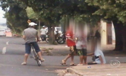 Operação Policial detém dois menores por tráfico de drogas em terreno no bairro São Salvador