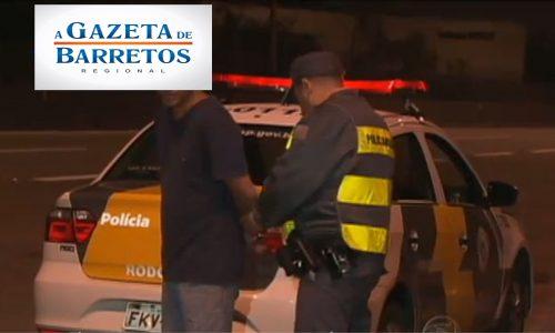 Policia Rodoviária detém dois homens por porte de drogas