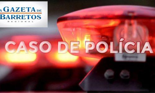 SE FUDEU: Após ameaçar pai com facão e ofender e ameaçar policias, homem é preso em Alberto Moreira