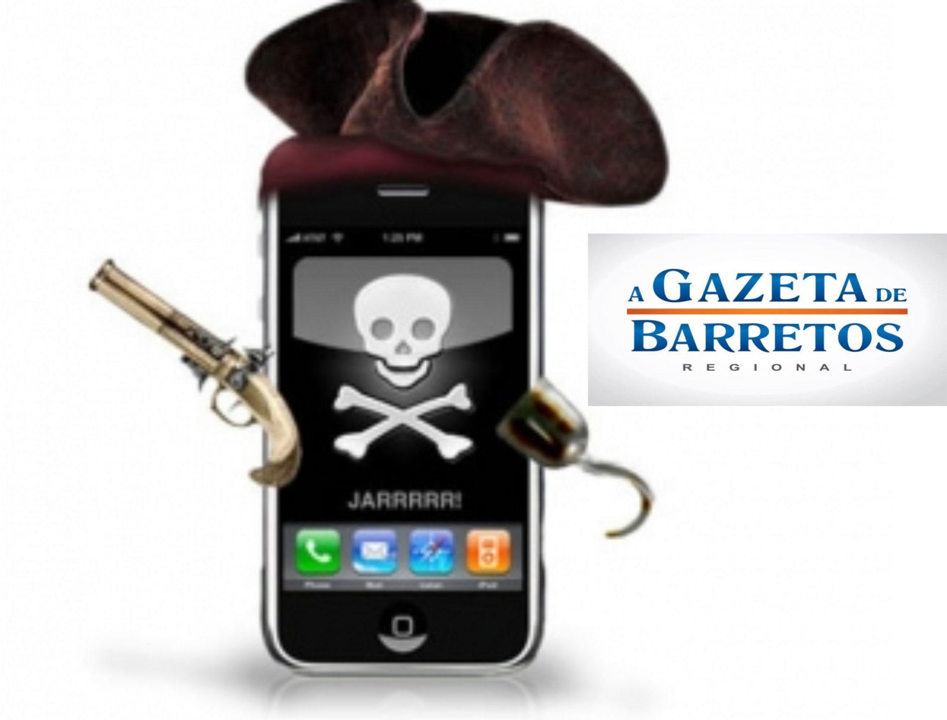 Vítima cai em golpe e compra celular falsificado