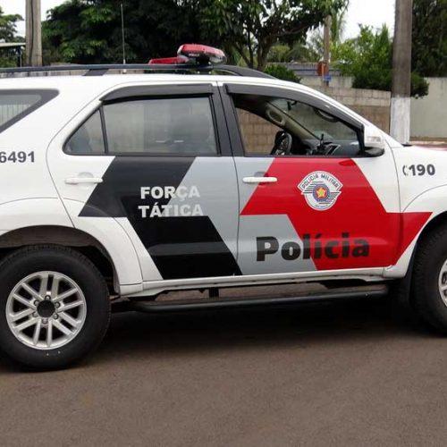 """Força Tática prende fugitivo de """"saidinha"""" de final de ano"""