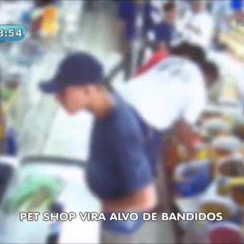 Homem é preso furtando roupas de cachorro em pet shop
