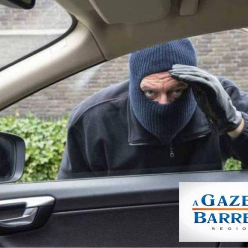 BARRETOS: Vendedor tem Tablet furtado de dentro de seu veículo