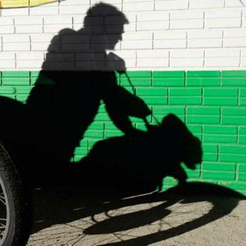 Furto de motocicleta na Rua 28