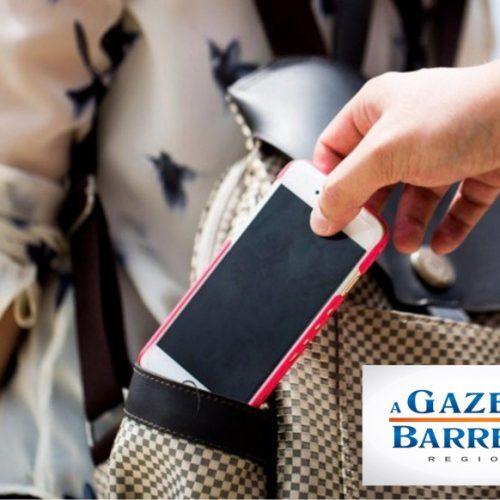 BARRETOS: Ladrão aborda mulher e furta seu celular na Avenida 27
