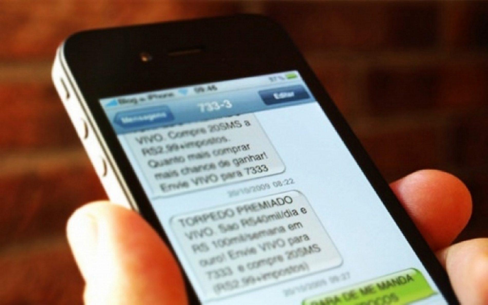 Homem cai no golpe do celular premiado e perde quase 6 mil reais