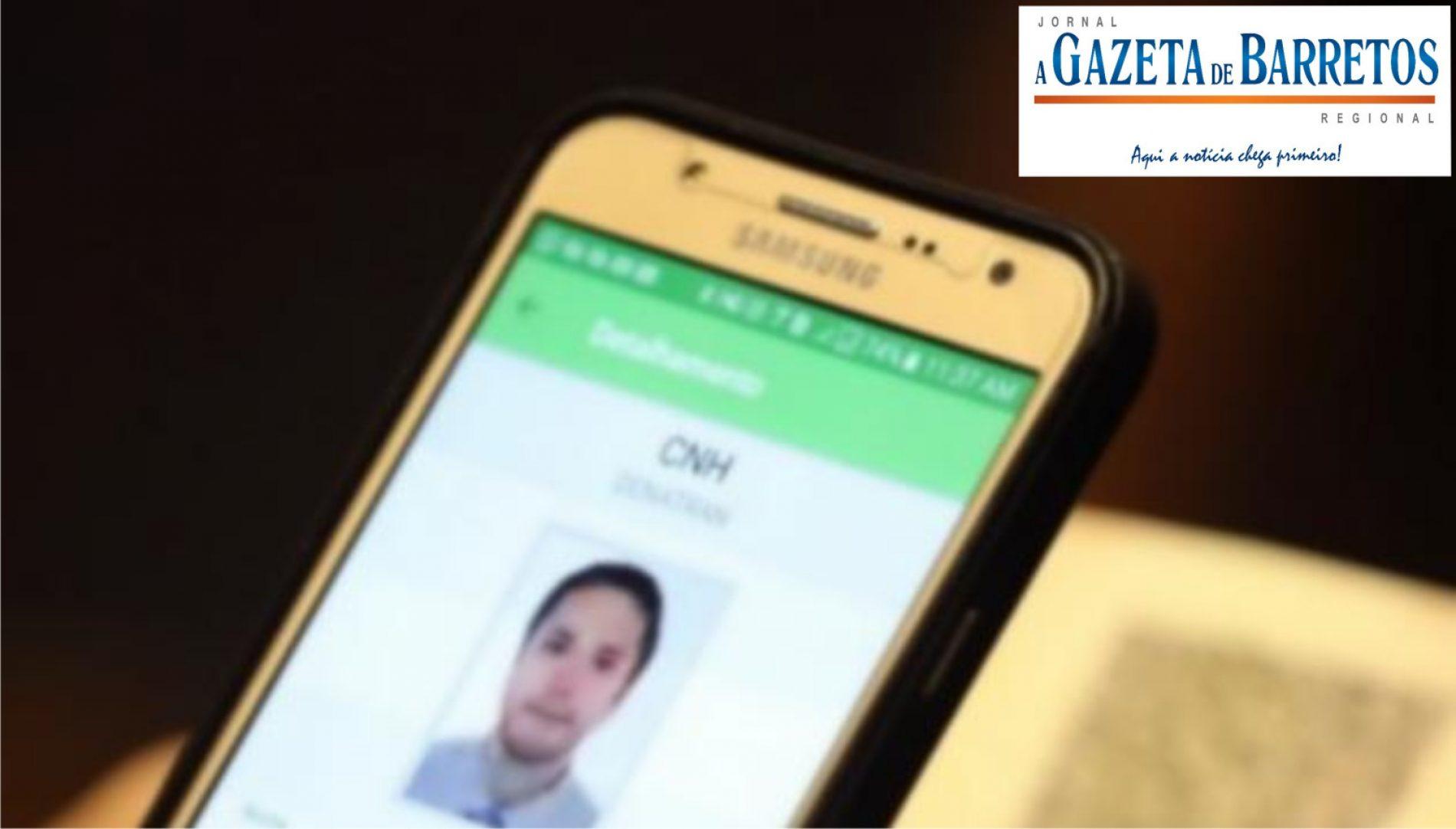 Carteira de motorista virtual entra em vigor em fevereiro