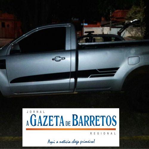 Caminhonete furtada em Barretos é recuperada em Colômbia