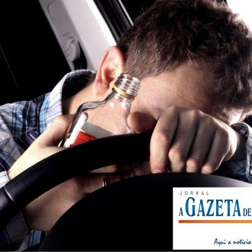 Motorista é preso dirigindo embriagado na Necker de Camargos