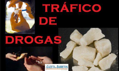 Força Tática prende jovem traficando drogas no bairro Luís Spina