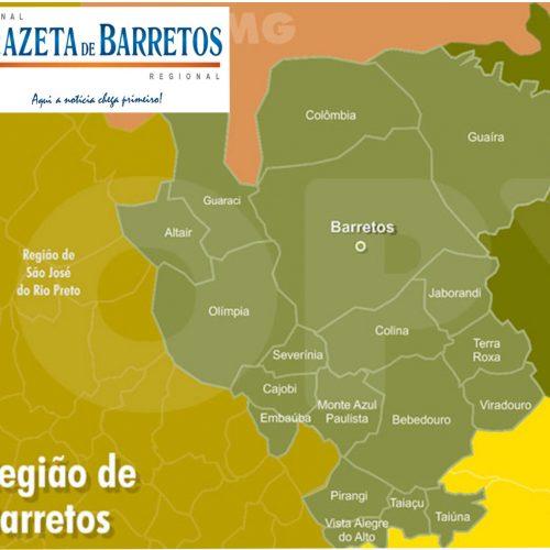 Em 40 dias, Barretos e região registra onze assassinatos