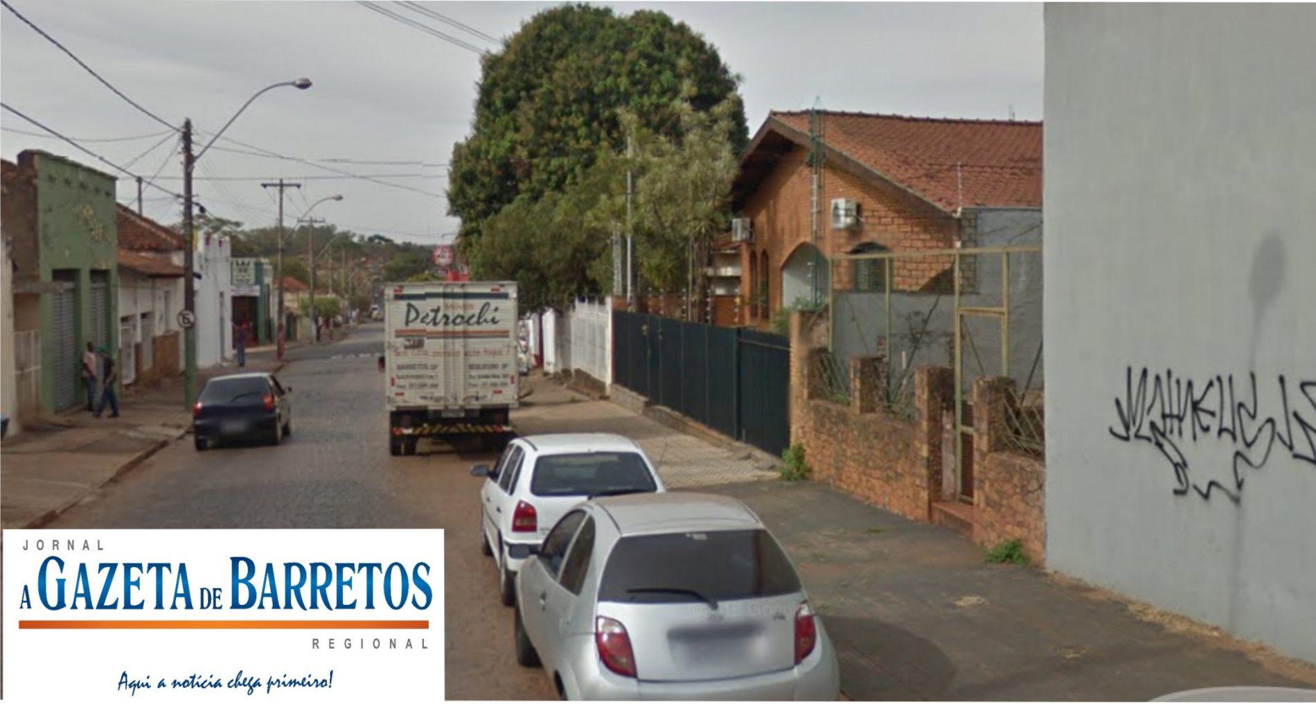 Homem disse que menores de Casa Abrigo invadiram residência de sua mãe e furtaram latas de tintas