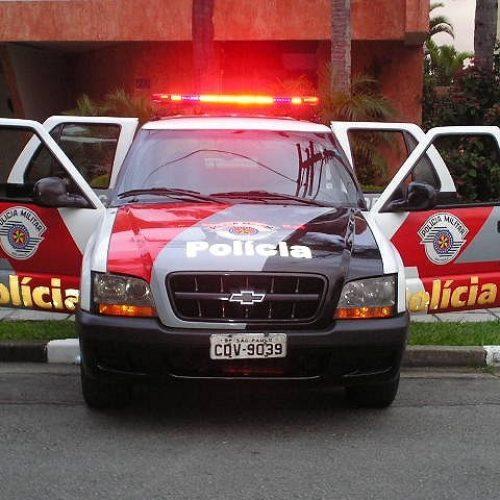 Ladrões tentaram furtar agência bancaria em Barretos