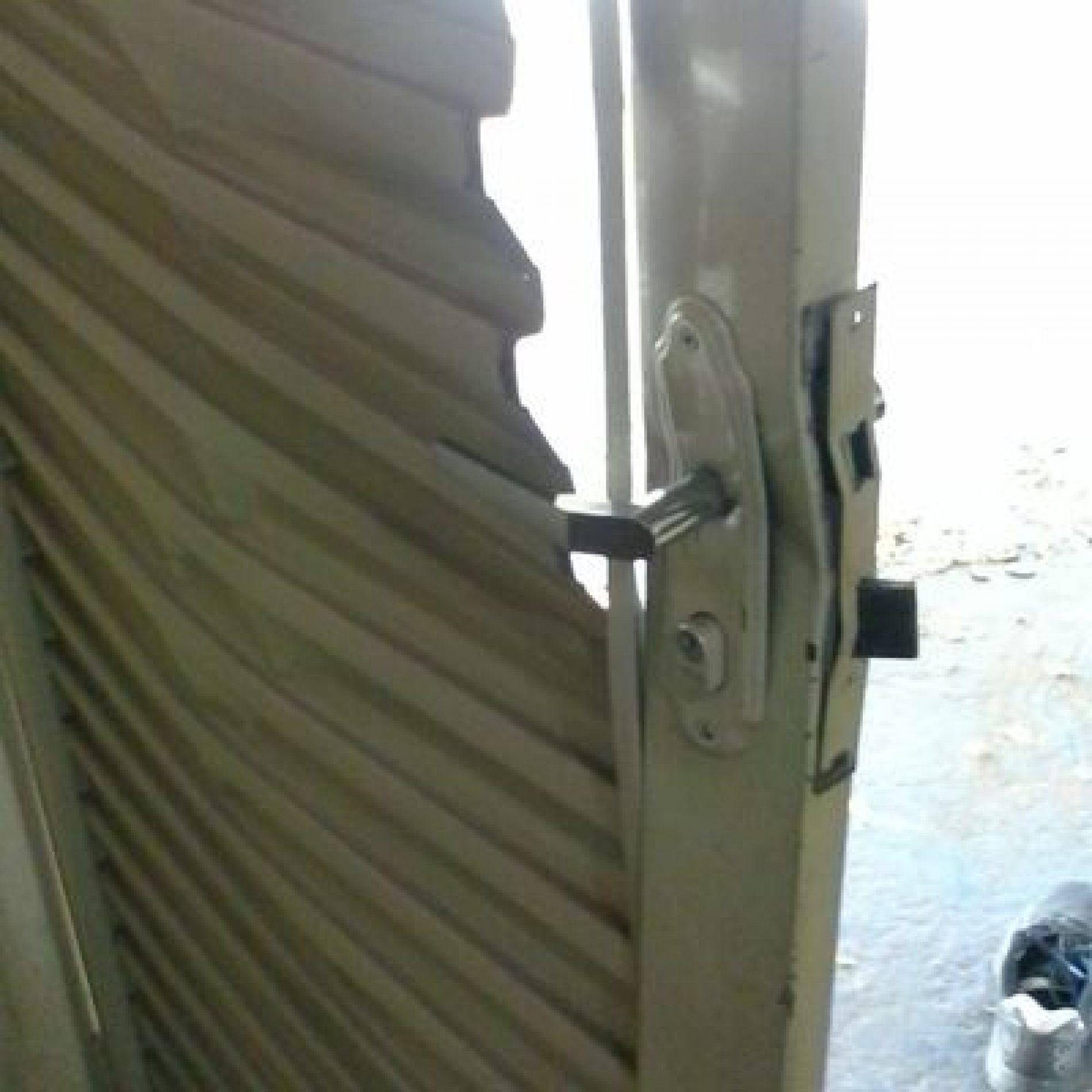Ladrão furta residência no bairro América e deixa facão no local do furto