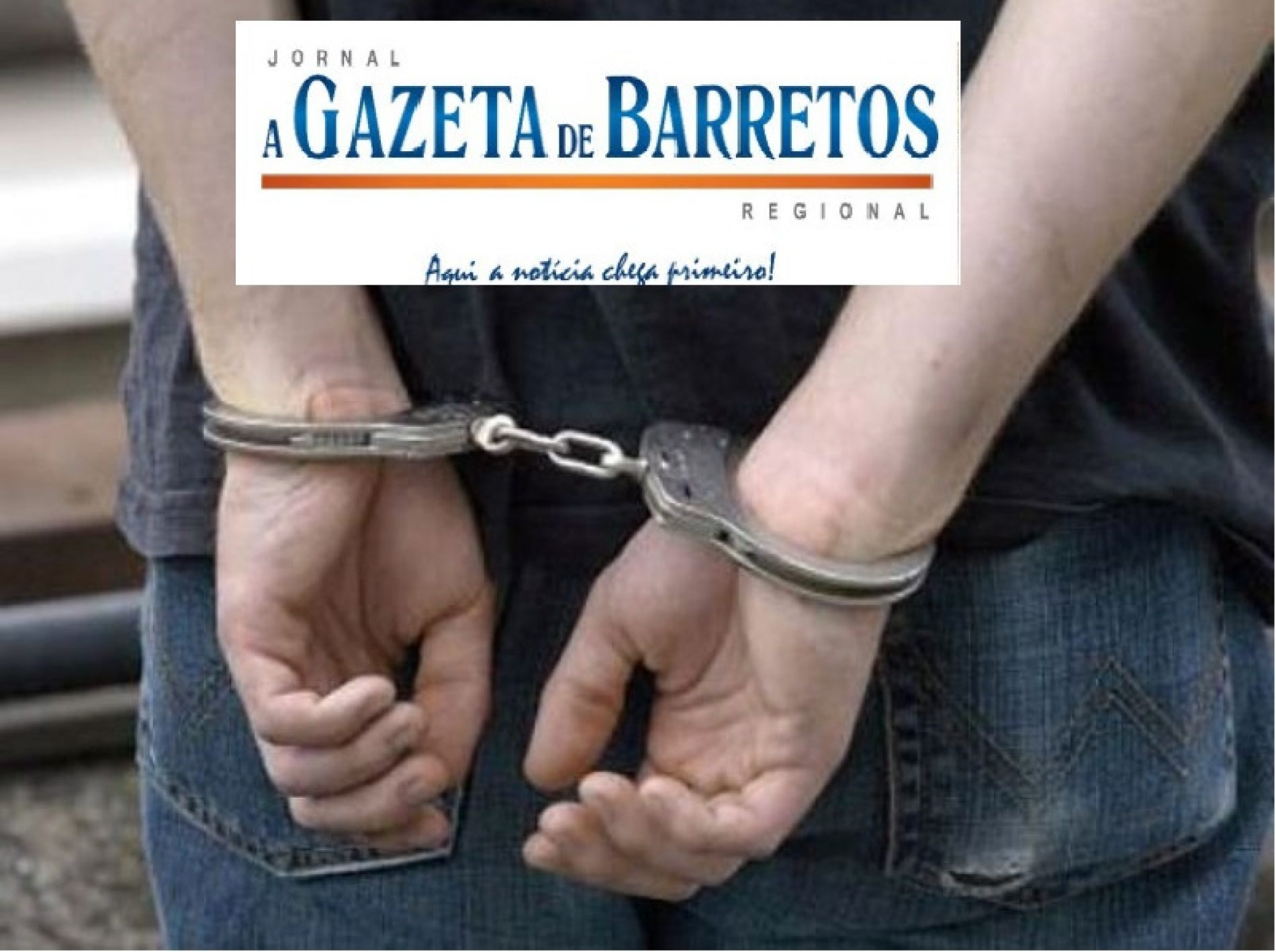 Ajudante Geral é preso por furtar sabonetes em residência de idosa no bairro Santa Cecilia