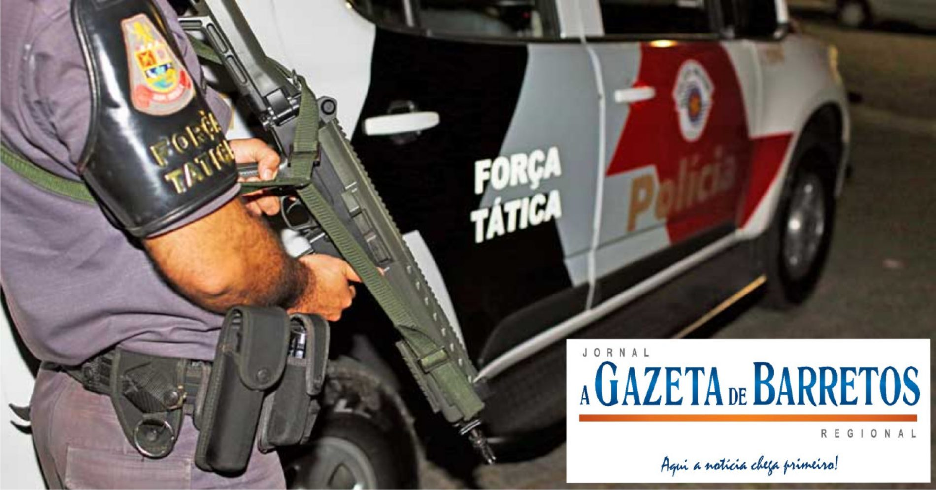 Força Tática detém menor por tráfico de drogas no bairro Nova Barretos