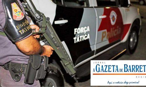 MAIS UM PONTO PRA FORÇA TÁTICA: Jovem é detido com drogas no bairro Henriqueta