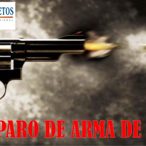 Frentista é alvejado com dois tiros no bairro Zequinha Amêndola