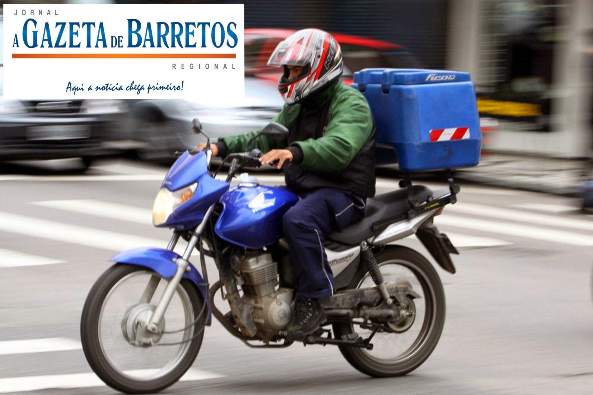 Motociclista(Entregador) em direção perigosa provoca Lesão Corporal e importunação ofensiva ao pudor