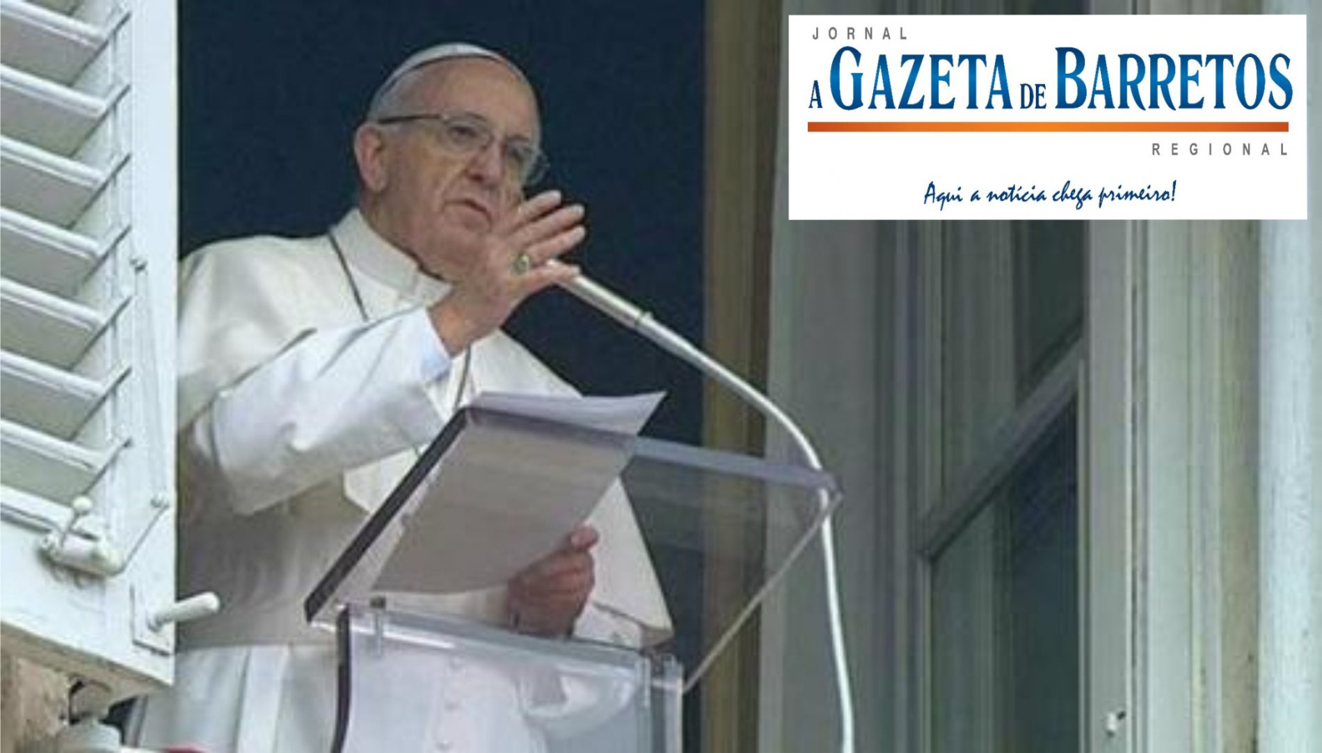 Papa pede que Deus tire o terrorismo do mundo