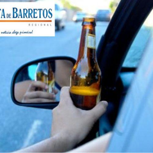 BARRETOS: Procurado pela Justiça é preso depois de ser flagrado dirigindo embriagado na rodovia