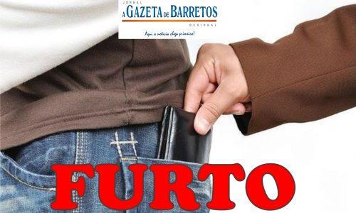 BARRETOS: Jovem tem carteira furtada no Terminal Integração e perde mil reais