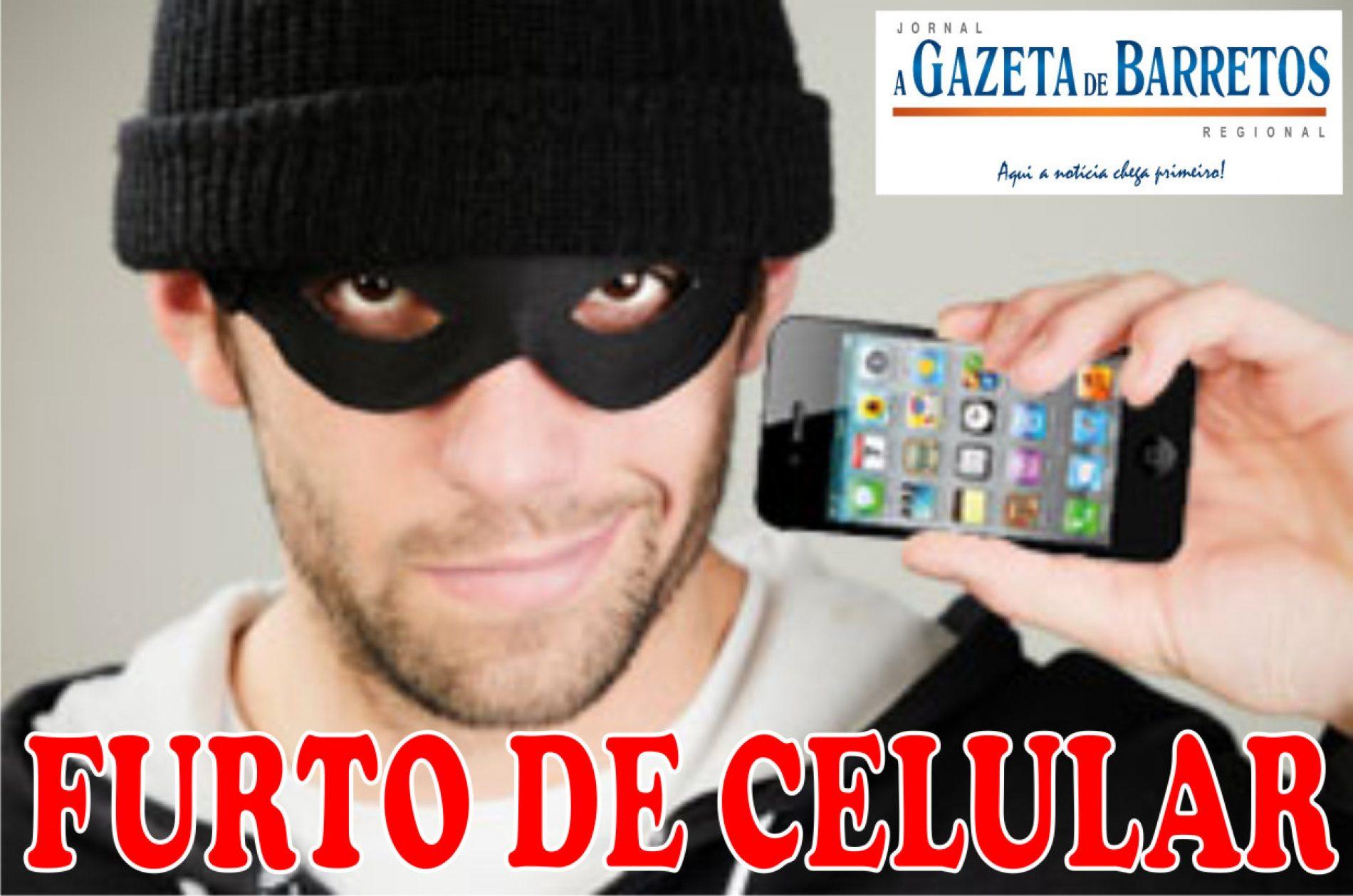 Aluno tem celular furtado dentro da sala de aula