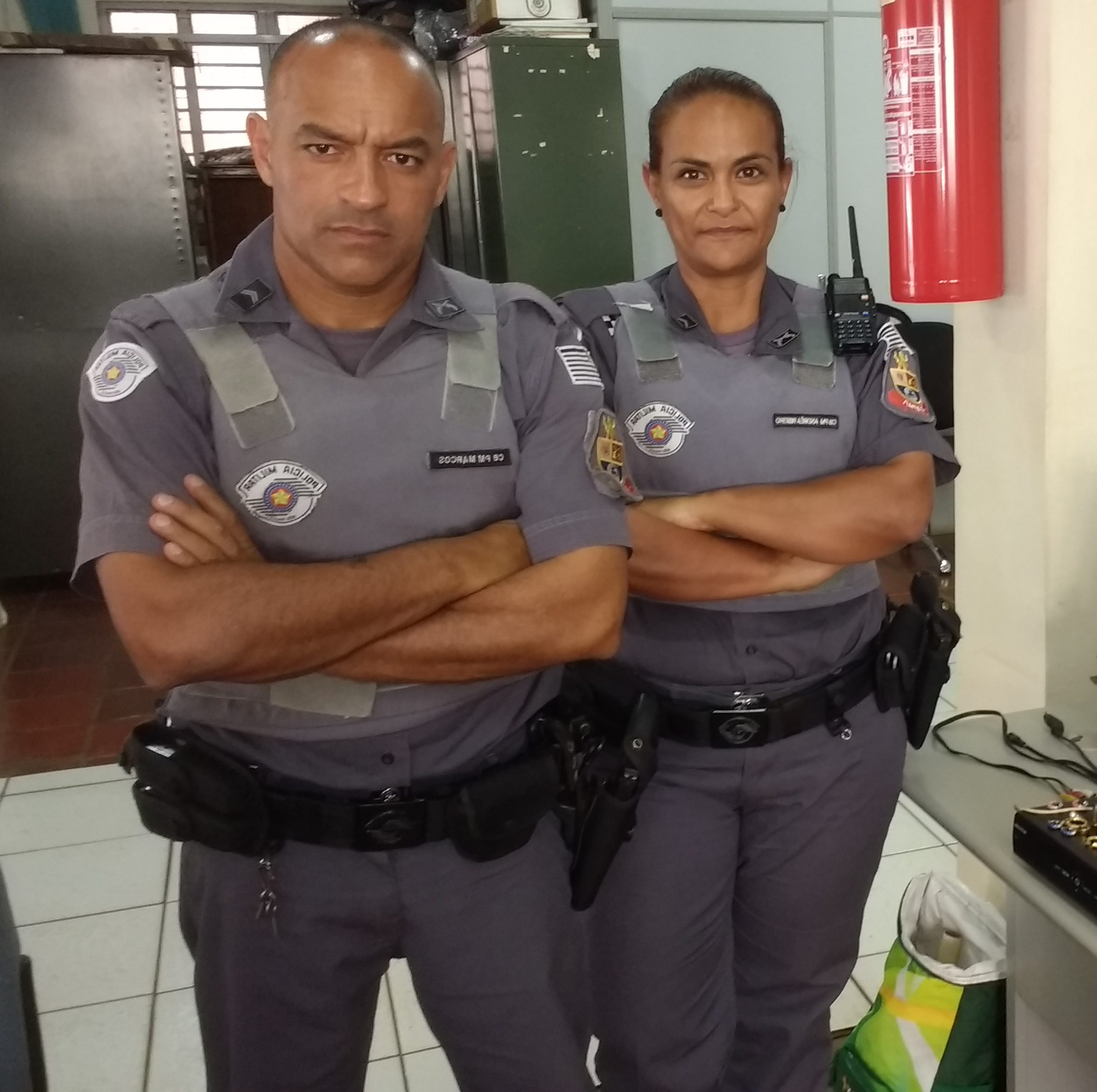 BARRETOS: Policiais Militares prende casal que veio da cidade de ...