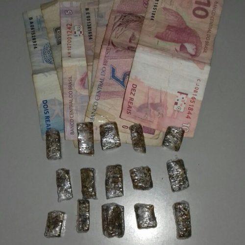 Homem é preso por traficar drogas em Guaíra