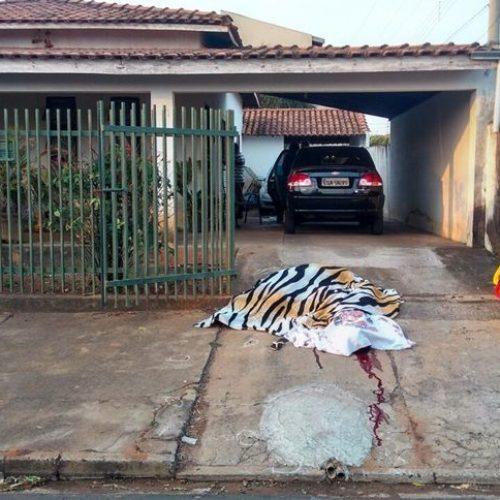 Mais uma tragédia! Agente Penitenciário mata a esposa, filha e atira na própria cabeça