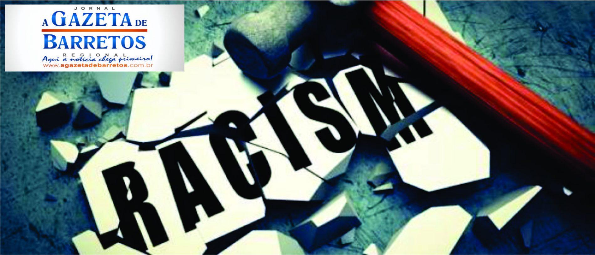 RACISMO: Frentista diz ter sido vítima de injuria praticada por colega de trabalho