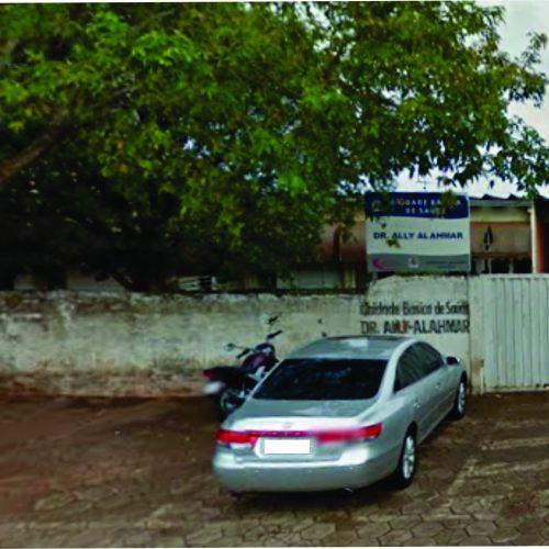 Ladrões voltam a furtar repartição pública no bairro Nadir Kenan