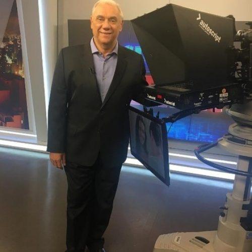 Morre apresentador Marcelo Rezende aos 65 anos em São Paulo