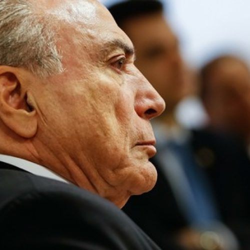 BRASIL: Governo Temer é aprovado por 3% e reprovado por 77%, diz Ibope
