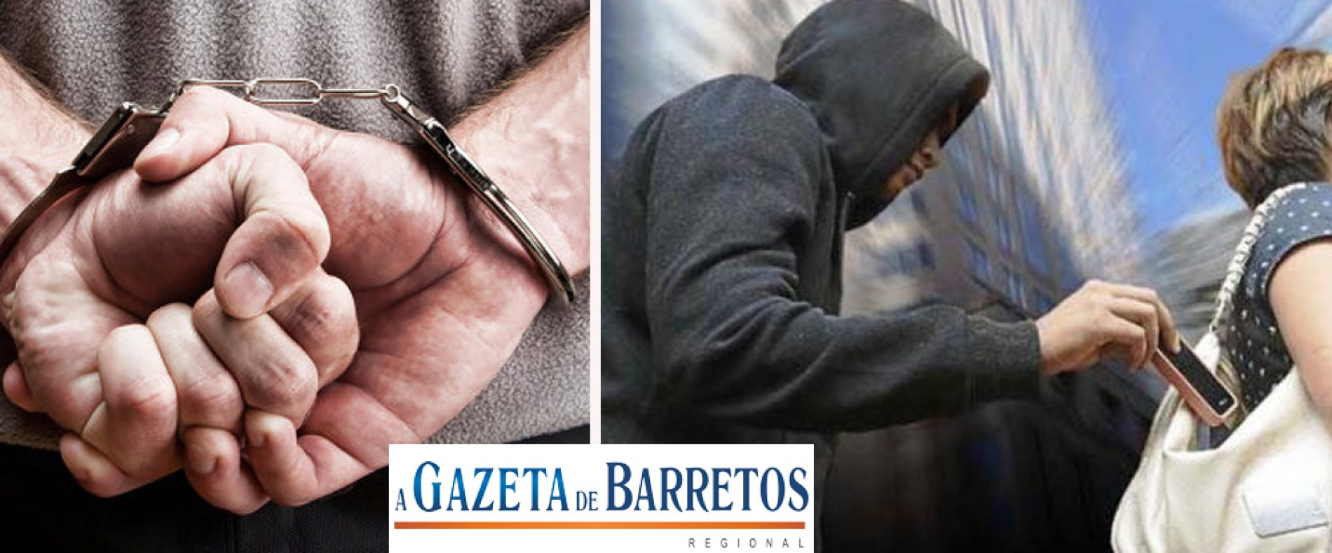 Servente é detido com celular furtado no Residencial mais Parque