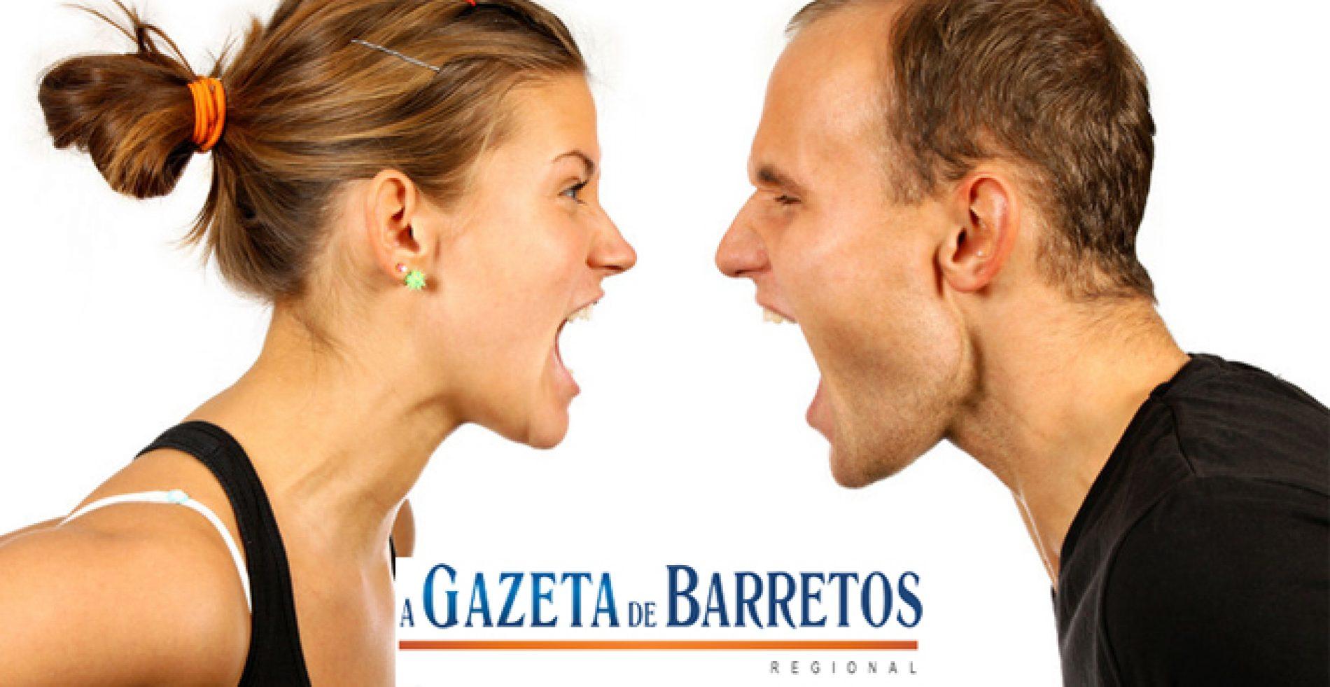 Desentendimento entre casal termina na delegacia