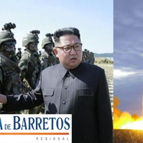 Guerra? Coreia do Norte diz que mais sanções vão estimular novos planos nucleares