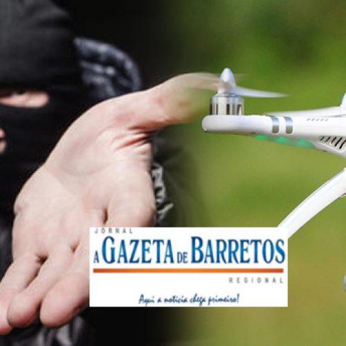 Drone a favor do crime. Quadrilha que usava drone acumulou R$ 5 milhões com assaltos, diz polícia