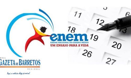 ENEM 2019: inscrições se encerram nesta sexta
