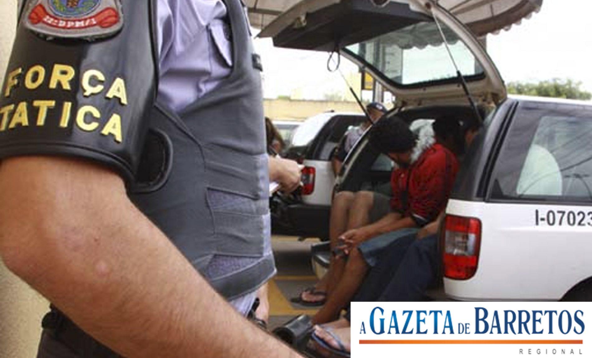 NOTÍCIAS POLICIAIS: Força Tática apreende menor traficando drogas em Lava Jato