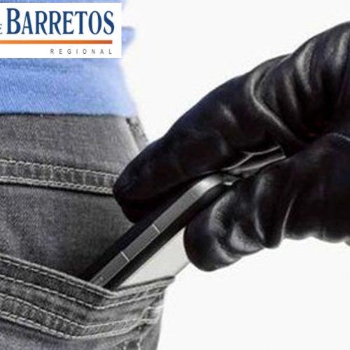 BARRETOS: Garçom foi abordado e ameaçado por ladrões que roubam seu celular e outros objetos