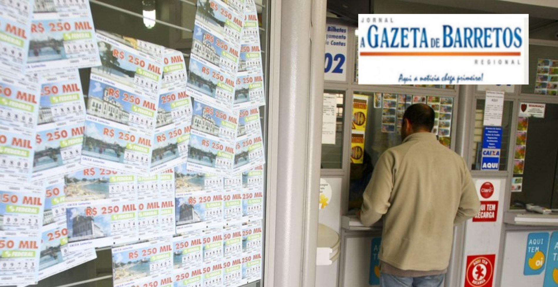 Policia Militar prende em flagrante homem que furtou lotérica no centro da cidade