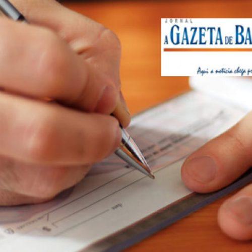 BARRETOS: Idosas tem cheques com valores adulterado após realizarem pagamentos