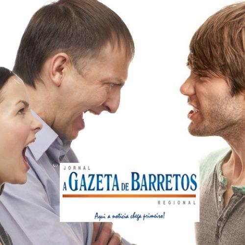 BARRETOS: Desentendimento entre padrasto e enteados no bairro Christiano Carvalho
