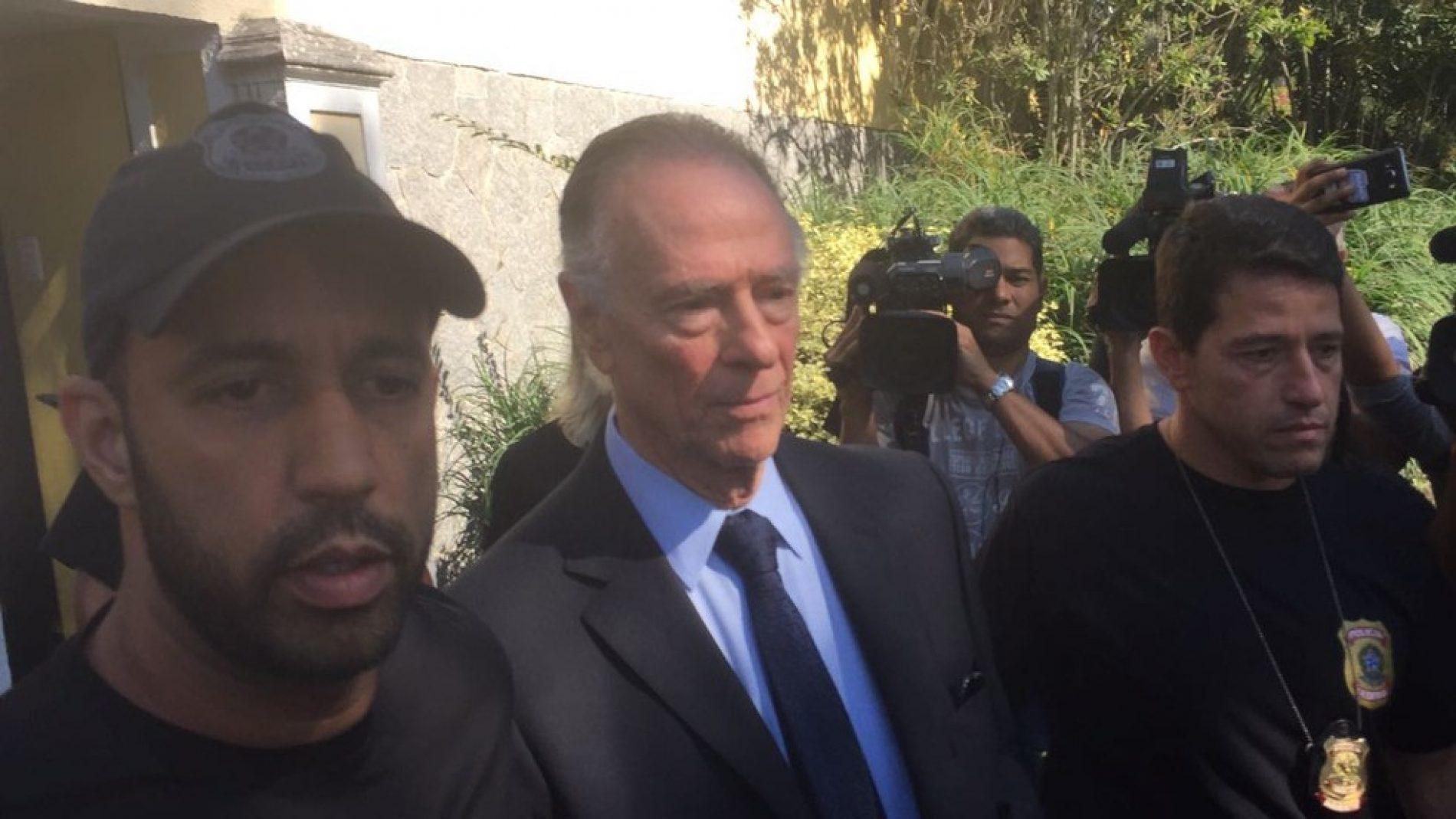 BRASIL: Nuzman e ex-diretor de Comitê Olímpíco são presos em operação que investiga fraudes na escolha da Rio 2016