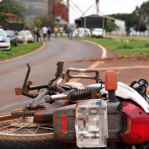 REGIONAL: Motociclista morre após acidente em trevo de Miguelópolis